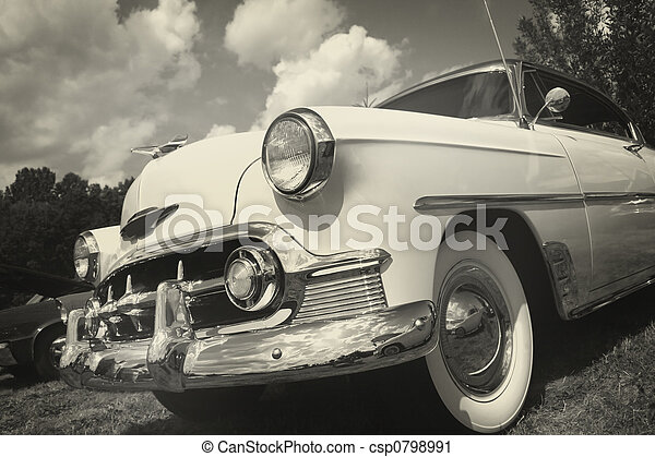 bil, årgång - csp0798991
