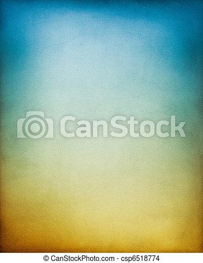 blå, brun fond - csp6518774