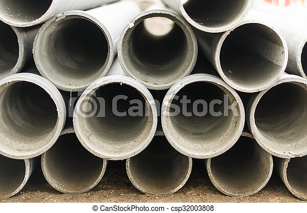cement, pipes., asbest - csp32003808