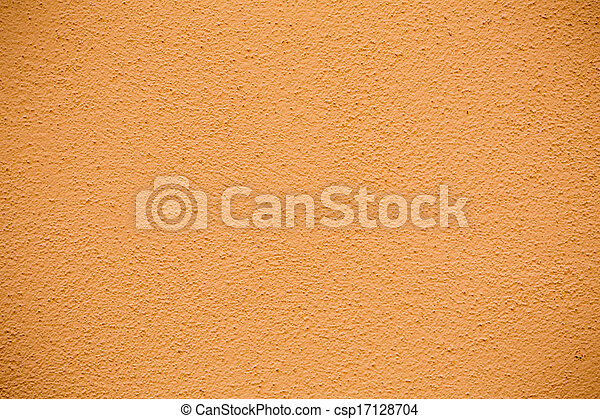 cement, wall. - csp17128704