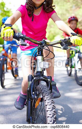cykel, kylig - csp6808440