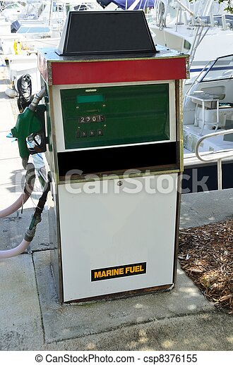 drivmedel pumpa, flotta - csp8376155