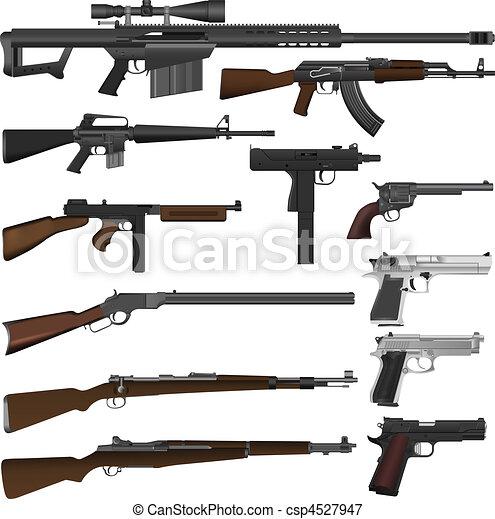 gevär - csp4527947