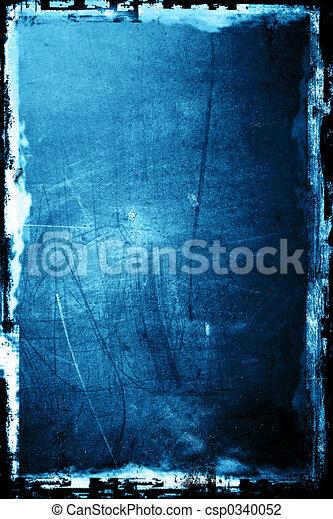 grunge, bakgrund - csp0340052