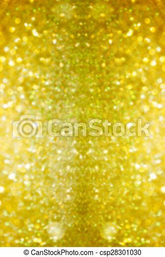 guld, glitter, struktur, bakgrund - csp28301030