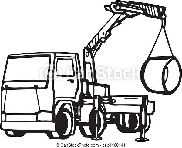 lastbil - csp4460141