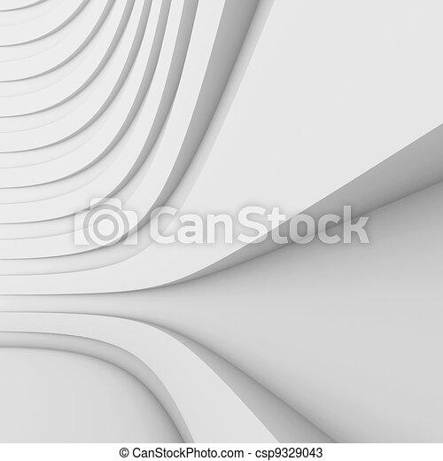nymodig arkitektur, bakgrund - csp9329043