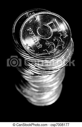 pengar., stack - csp7008177