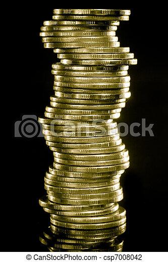 pengar., stack - csp7008042