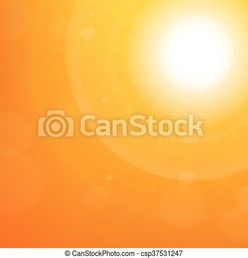sunburst, bakgrund - csp37531247