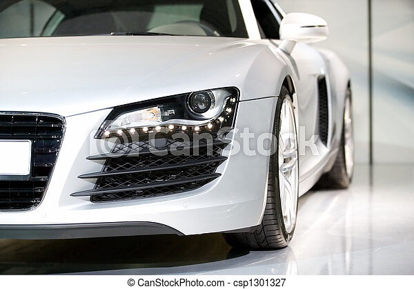 tysk bil, sport, lyxvara - csp1301327