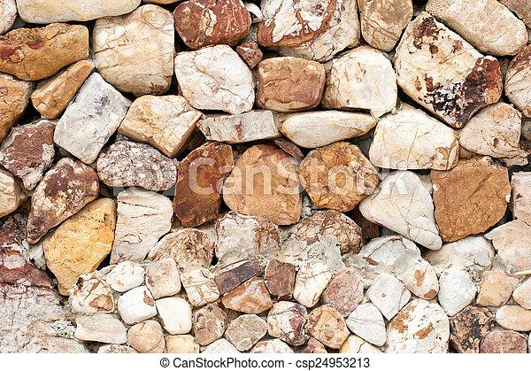 vägg, sten, bakgrund, struktur - csp24953213