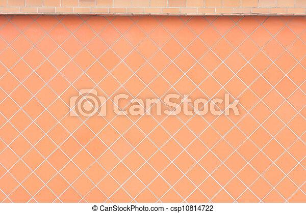 vägg, tegelsten, gammal, bakgrund, struktur - csp10814722