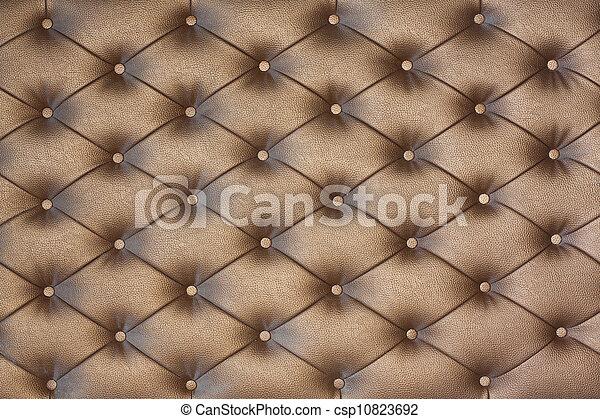 vägg, tegelsten, nymodig - csp10823692